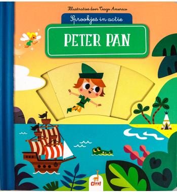 Sprookjes in actie: Peter Pan