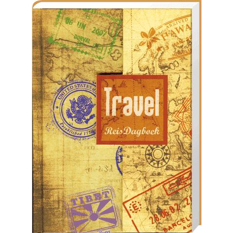 Travel Reisdagboek Basic (Magneet)