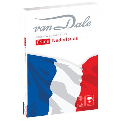 Van Dale Pocketwoordenboek Frans-Nederlands