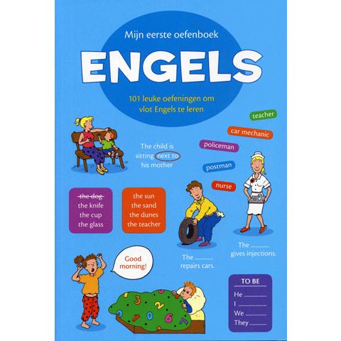 Mijn Eerste Oefenboek Engels