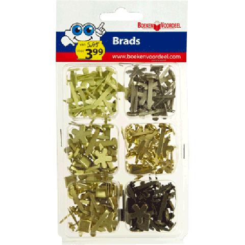 Brads naturals Creme Goud