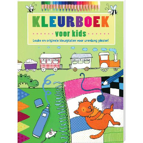Kleurboek voor Kids