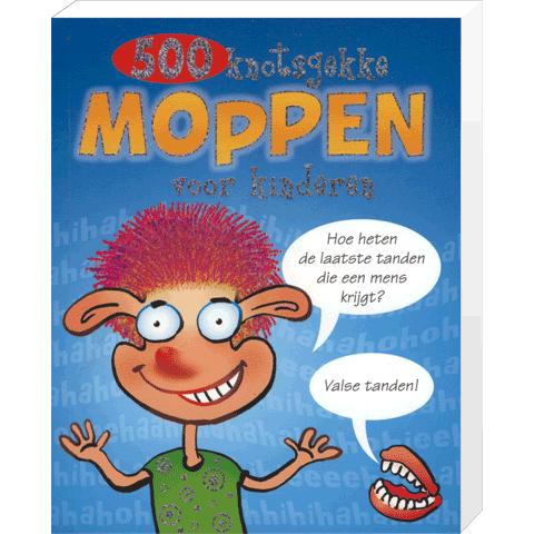 500 Knotsgekke Moppen Voor Kinderen
