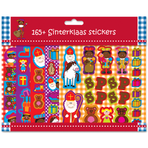 165+ Sinterklaas Stickers