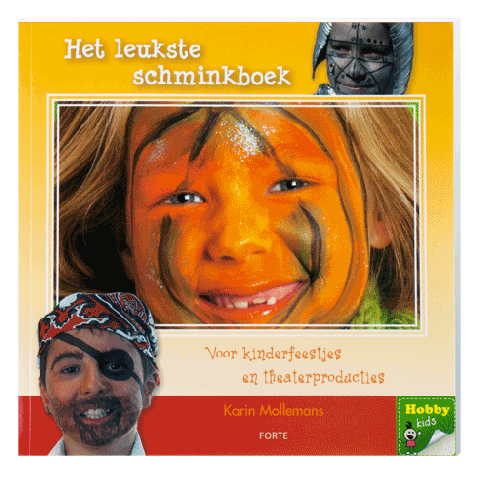 Forte Het leukste Schminkboek