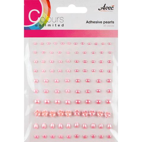 CU13 Plakparels Roze