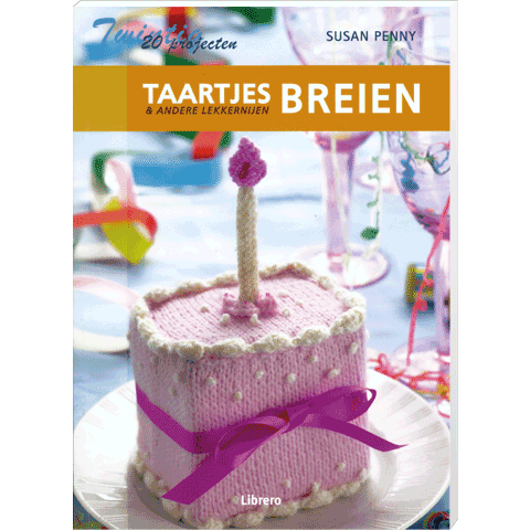 20 projecten Taartjes & andere Lekkernijen Breien