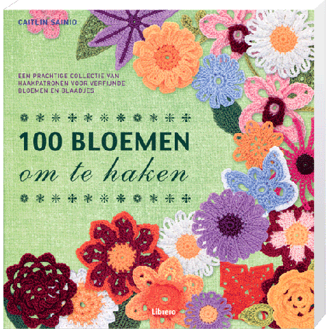 100 Bloemen om te Haken