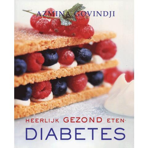 Diabetes Heerlijk gezond koken