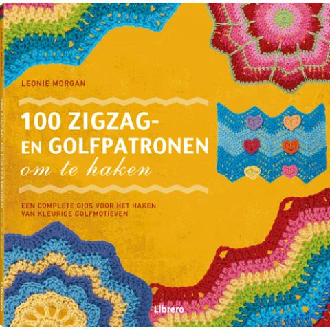 100 Zigzag- en golfpatronen