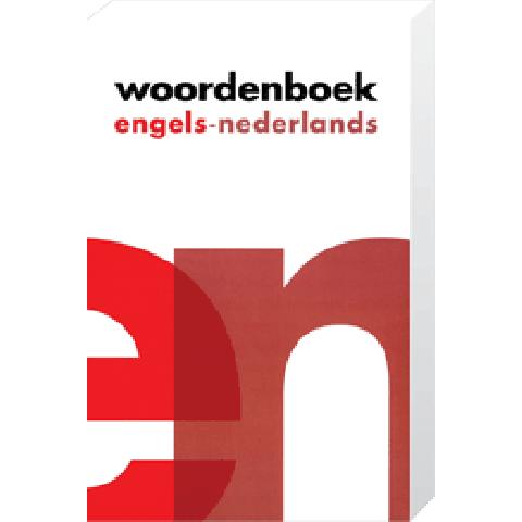 Van Dale Pocket Engels Nederlands (EN/NE)