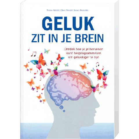 Geluk zit in je Brein