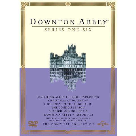 Downton abbey - Seizoen 1-6
