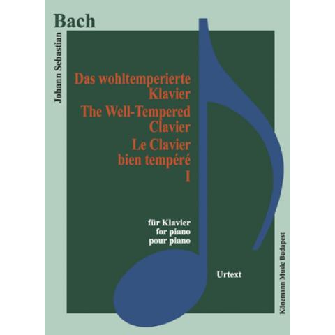 Bach, Das wohltemperierte Klavier I