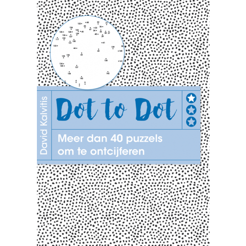 Dot to Dot Puzzelboek