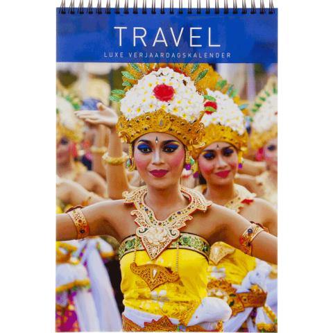 Verjaardagskalender Travel