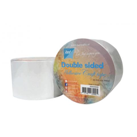 Dubbelzijdig zelfklevend craft tape