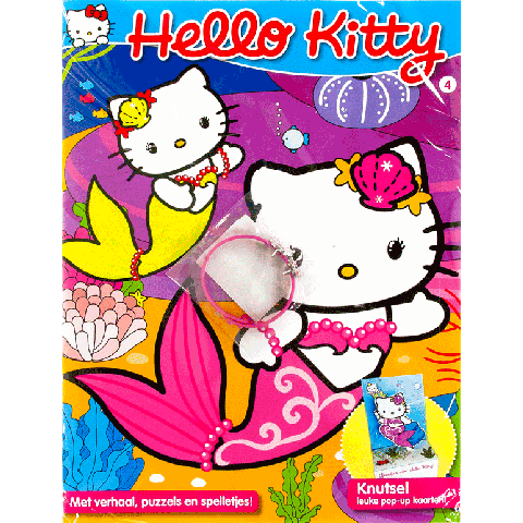 Hello Kitty Activity 4