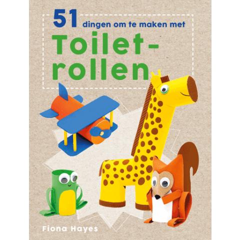 51 Dingen om te maken van toiletrollen