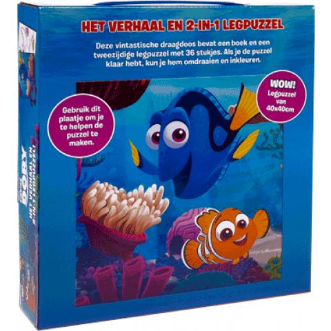 Finding Dory mijn onderwaterwereld puzzel