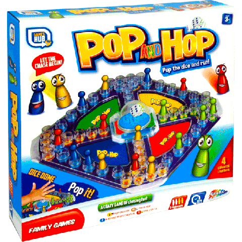 Pop and Hop