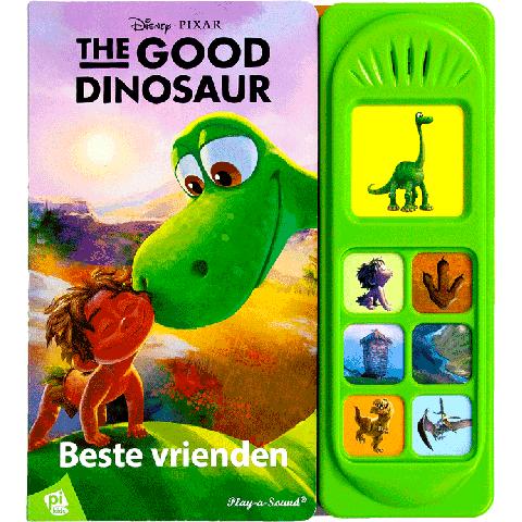 The Good Dinosaur Beste Vrienden