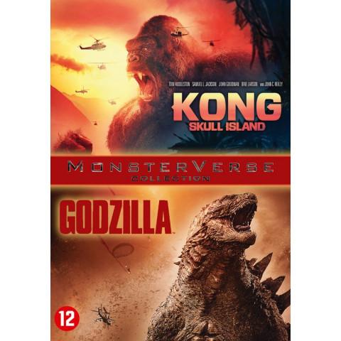 Kong - Skull island + Godzilla
