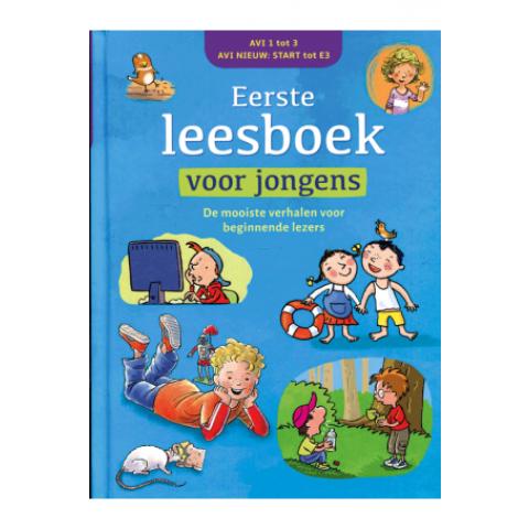 Het eerste leesboek voor jongens