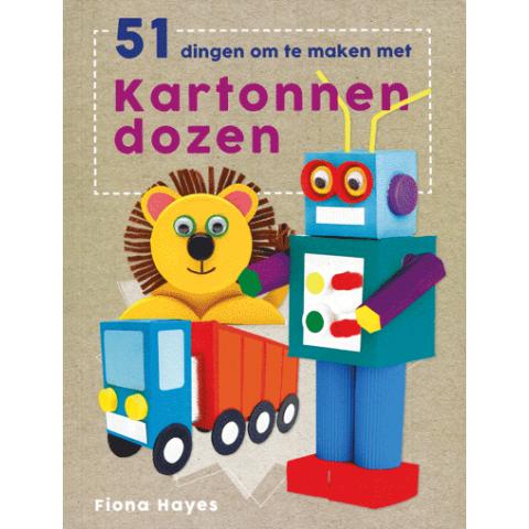 51 dingen om te maken met kartonnen dozen