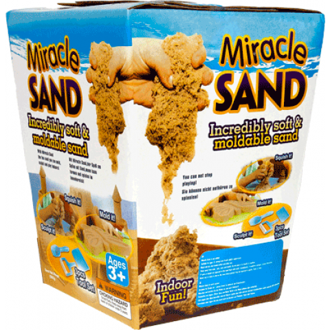 Miracle sand