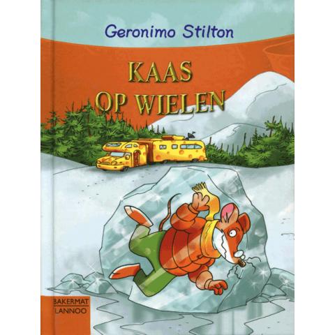 Geronimo Stilton Kaas op wielen