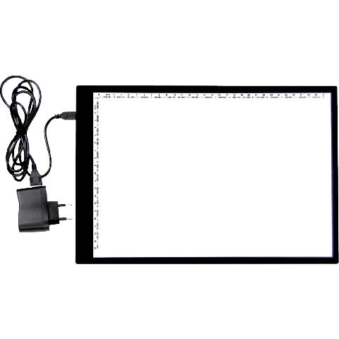 Lichtpaneel A4 ultradun