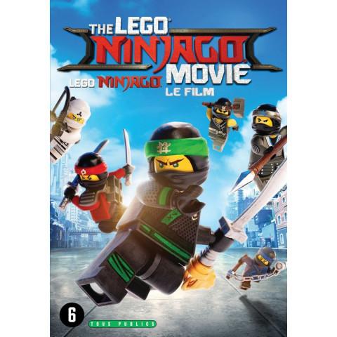 Lego ninjago movie