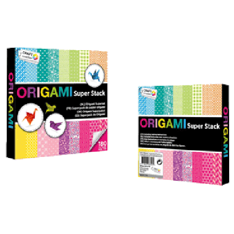 Origami superset 180 vel