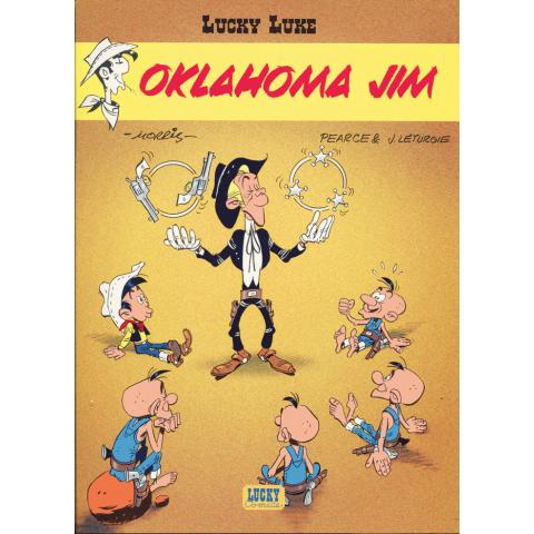 Lucky Luke Oklahoma Jim