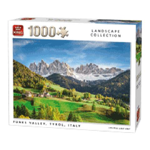 Legpuzzel funes valley 1000 PCS