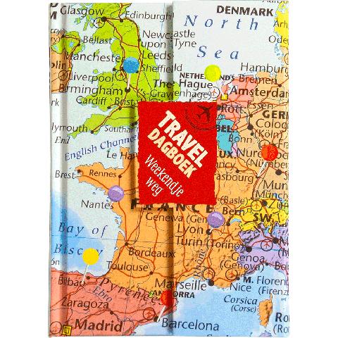 Travel Reisdagboek Weekendje weg