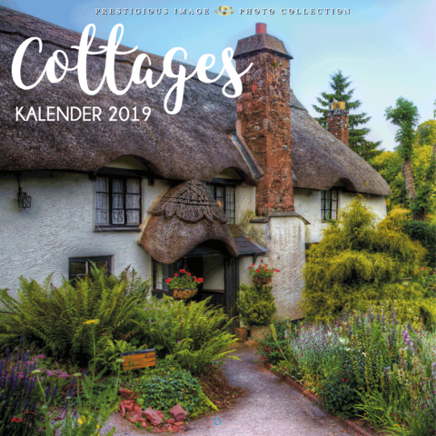 Kalender 2019: Cottages