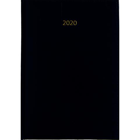 Business timer bureau agenda 2020 donkerblauw nr 104