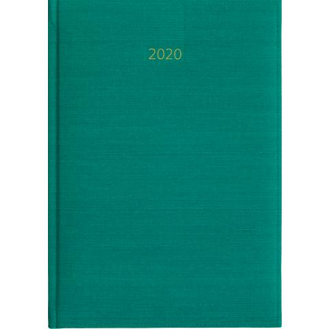 Business timer bureau agenda 2020 turqoise nr 103