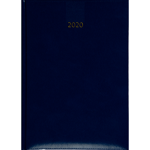 Business timer bureau agenda 2020 lichtblauw nr 105