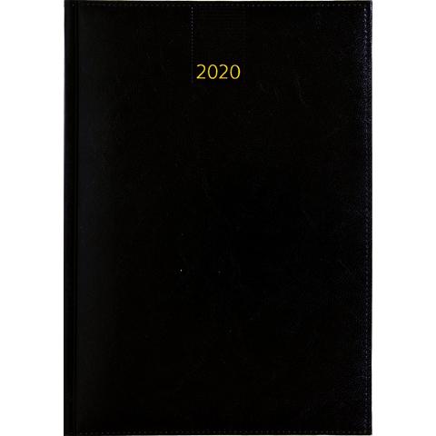 Business timer bureau agenda 2020 zwart nr 101