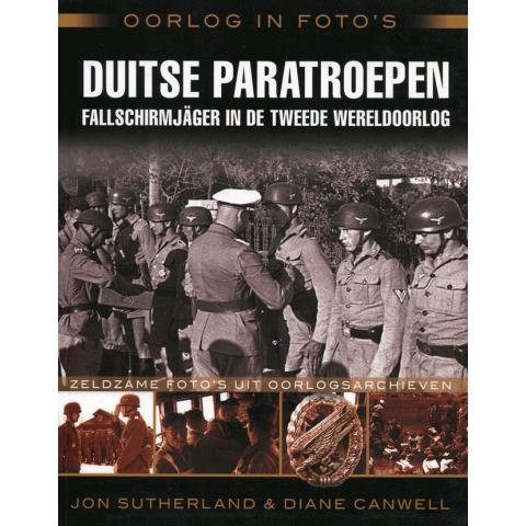 Duitse paratroepen