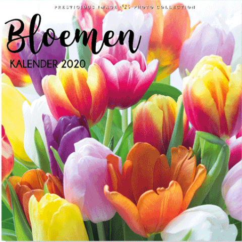 Kalender 2020: Bloemen