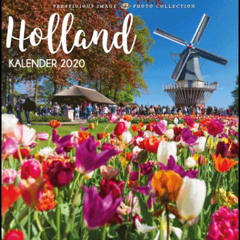 Kalender 2020: Holland