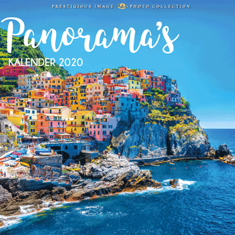 Kalender 2020: Panorama's