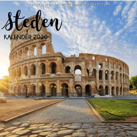 Kalender 2020: Steden