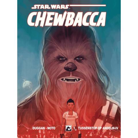 Star Wars Chewbacca Tussenstop op Andelm-IV (1/2)