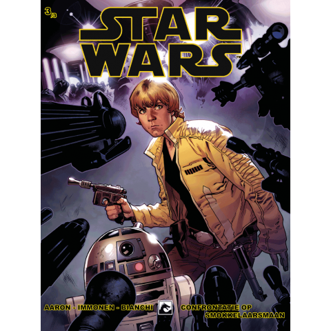 Star Wars Confrontatie op smokkelaarsmaan (3/3)