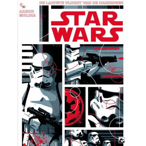 Star Wars De laatste vlucht van de Harbinger (1/2)
